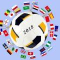 ロシアワールドカップ2018の放送時間(日本)テレビの予定一覧!見どころと予想まとめ